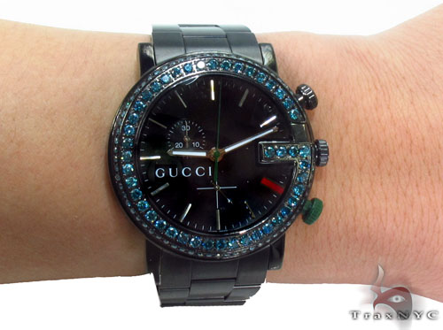 Gucci Blue Diamond 101M Watch Gucci