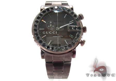 Gucci Dark Chocolate 101G Watch YA101341 Gucci