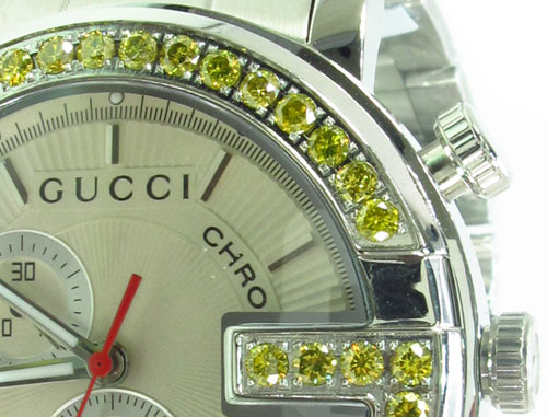 Gucci Diamond Watch Gucci