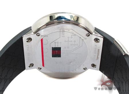 Gucci Digital Black Ladies Watch YA114401 Gucci