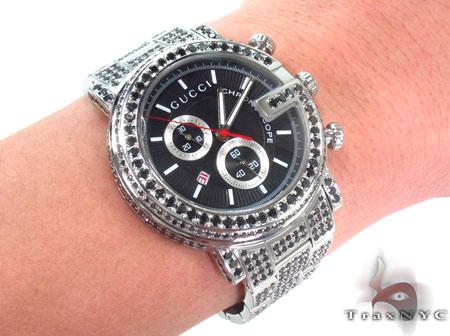 Gucci G-Chrono PVD Diamond Watch Gucci