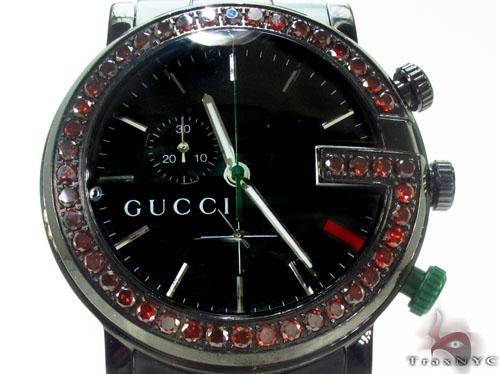 Gucci Red Diamond 101M Watch Gucci