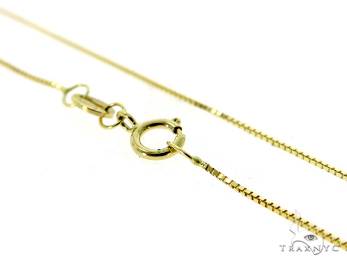 Heart Gold Necklace 49813 Gold
