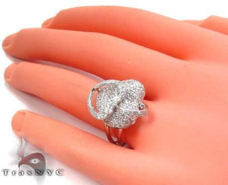 Heart Love Diamond Ring Anniversary/Fashion