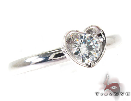 Heart of Mine Diamond Ring Engagement