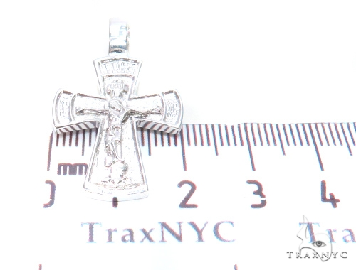 Holy Silver Cross 43341 Silver