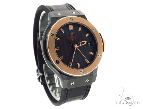 Hublot Fusion Ceramic Gold 38mm 43081 Hublot