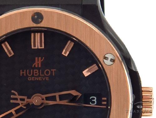 Hublot Fusion Ceramic Gold 38mm 43081 Hublot