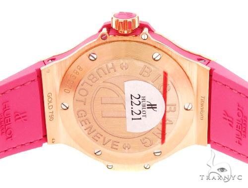 Hublot Big Bang Quartz Gold Tutti Frutti 38mm 43082 Special Watches
