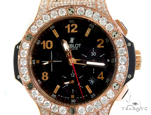 Hublot Big Bang Rose Gold Watch Hublot