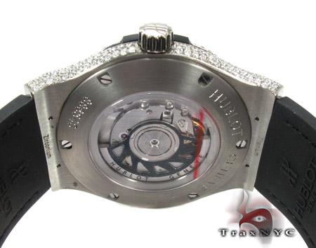 Hublot Classic Fusion Zirconium Diamond Watch Hublot