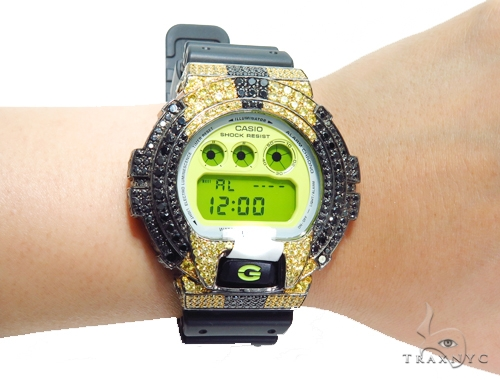Illumination G-Shock Watch DW6900CS-1 43181 G-Shock