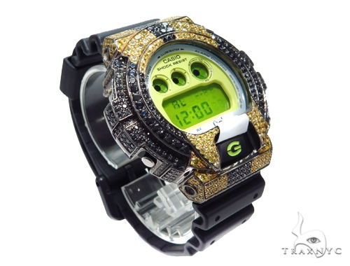 Illumination G-Shock Watch DW6900CS-1 43181 G-Shock