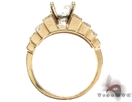 Infinite Love Ring Engagement