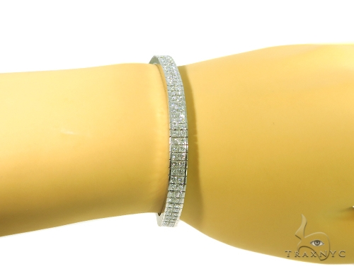 Invisible Diamond Bracelet 49064 Diamond