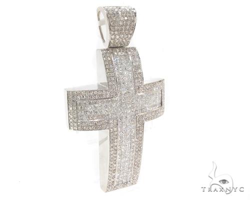 Invisible Diamond Cross 35534 Diamond