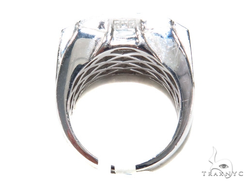 Invisible Diamond Ring 42950 Stone