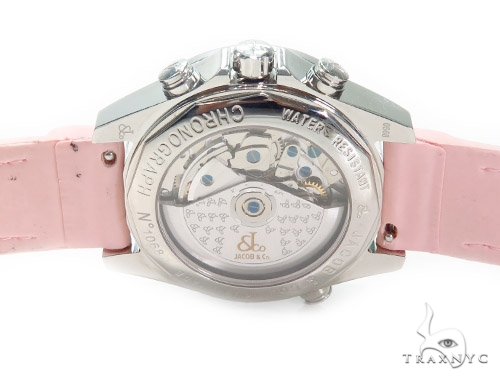 JACOB & Co ACM16 Five Time Zone Continent Watch 41000 JACOB & Co