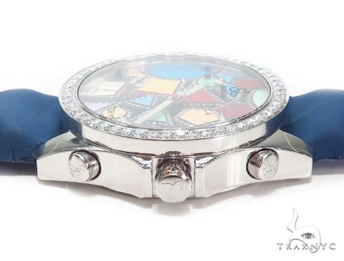 JACOB & Co Five Time Zone Diamond Watch JCM113DA 41009 JACOB & Co
