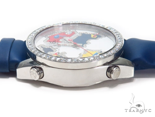 JACOB & Co Five Time Zone Diamond Watch JCM126 41004 JACOB & Co