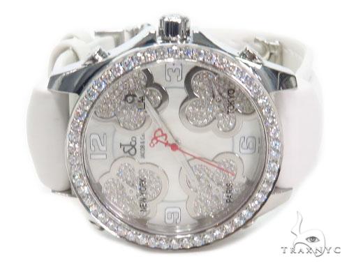 JACOB & Co Five Time Zone Diamond Watch JCMATH12 41002 JACOB & Co