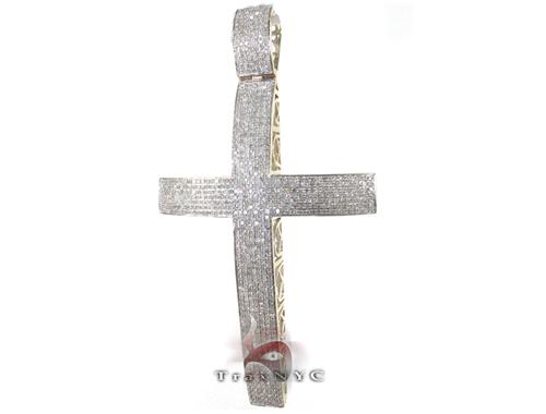 Jersey Cross Diamond