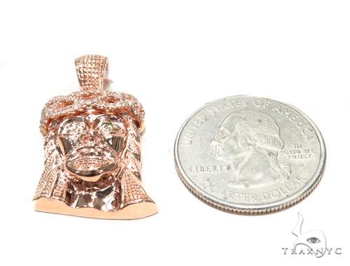 Jesus Diamond Pendant 44764 Style