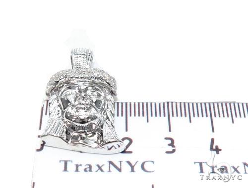 Jesus Diamond Pendant 44765 Style