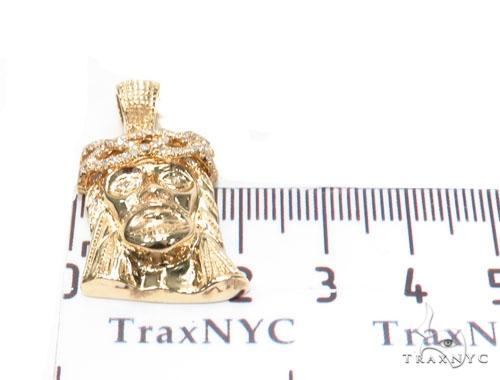 Jesus Diamond Pendant 44766 Style