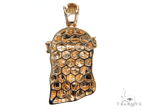 Jesus Diamond Pendant 44771 Style