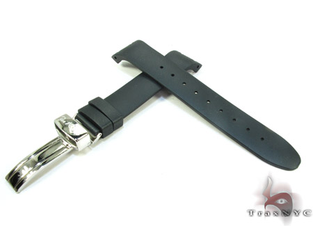 Joe Rodeo Black Rubber Band 18mm Watch Accessories