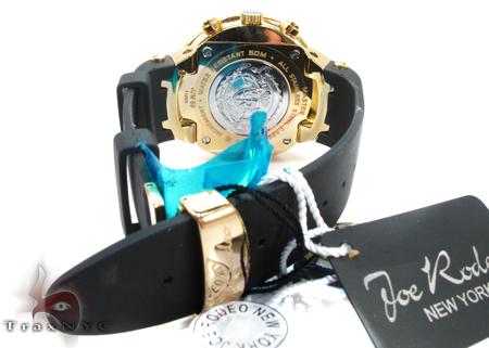 Joe Rodeo Master Diamond Bezel Watch JJM 69 Joe Rodeo