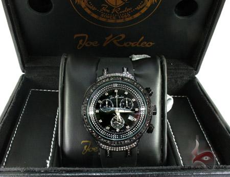 Joe Rodeo Master Diamond Watch JJM 74 Joe Rodeo