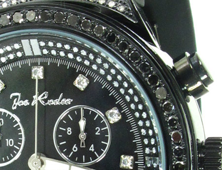 Joe Rodeo Master Diamond Watch JJM 74 Joe Rodeo