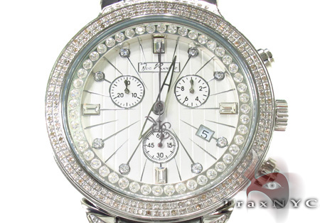 Joe Rodeo Master JJM95 Diamond Mens Watch Joe Rodeo