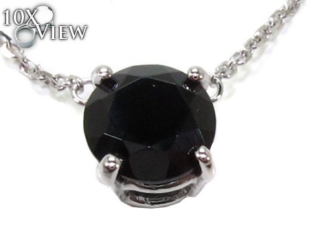 Ladies Onyx Necklace 20781 Gemstone