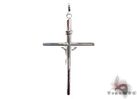 Ladies Cross Pendant 21543 Style