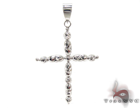 Ladies Cross Pendant 21555 Style