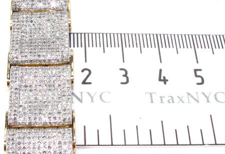Mens Diamond Bracelet 20554 Diamond