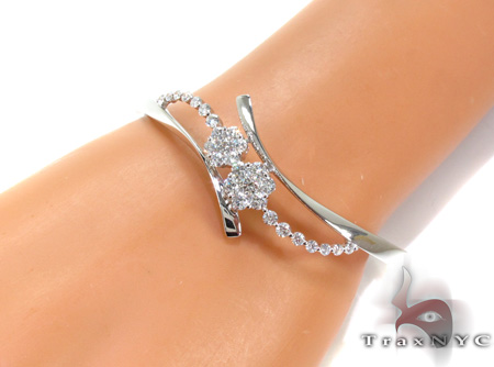 Ladies Diamond Bracelet 20593 Diamond