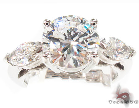 Ladies Diamond Dream Ring Engagement