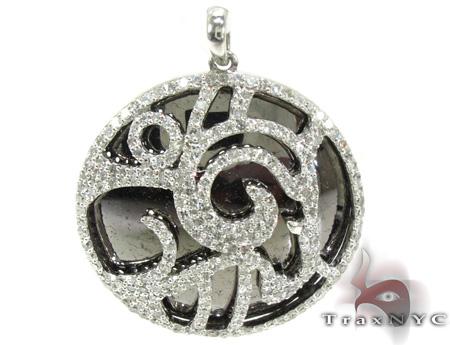 Ladies Diamond Pendant 21482 Stone