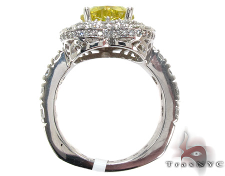 Ladies Heart Cut Diamond Ring 21979 Engagement