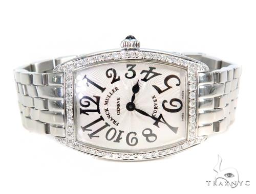Ladies Franck Muller Cintree Curvex  44444 Special Watches