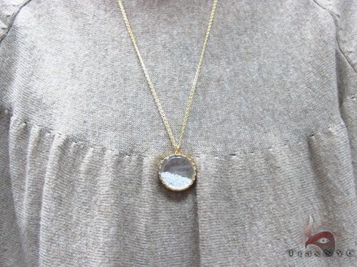 Ladies Loose Diamond Necklace Diamond