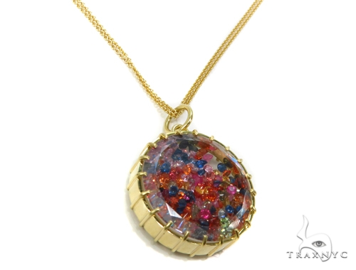 Ladies Loose Gemstone Necklace 40361 Gemstone