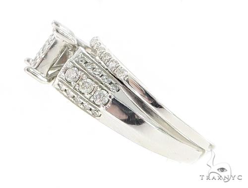 Square Head Diamond Engagement Ring Set Engagement