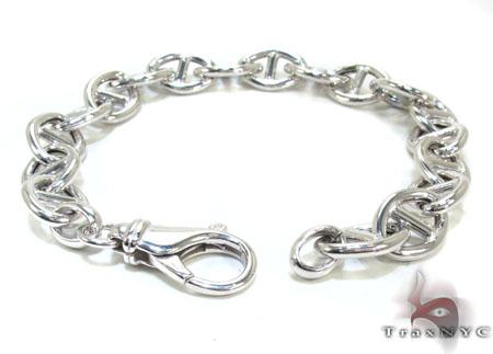 Ladies Silver Bracelet 21864 Silver & Stainless Steel