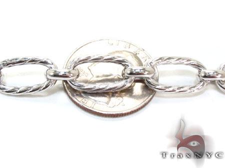 Ladies Silver Bracelet 21866 Silver & Stainless Steel