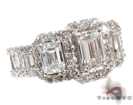 Ladies White Gold Diamond Ring 21040 Diamond Wedding Rings